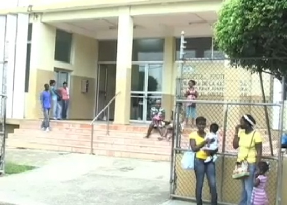 Video: Hospital de Higuey en condiciones criticas!